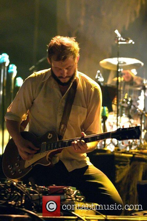 Bon Iver and Justin Vernon