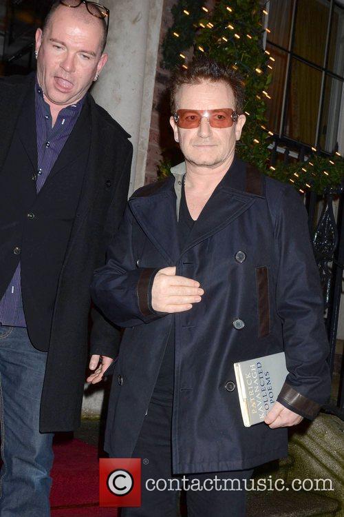 Bono and Gavin Friday 7