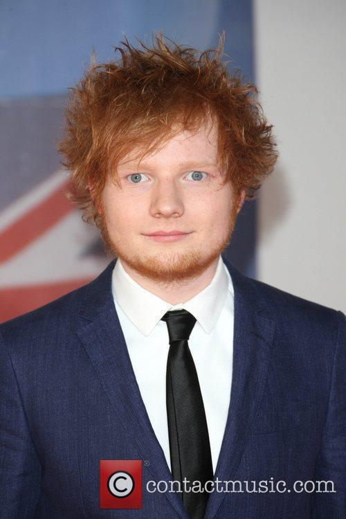Ed Sheeran and Brit Awards