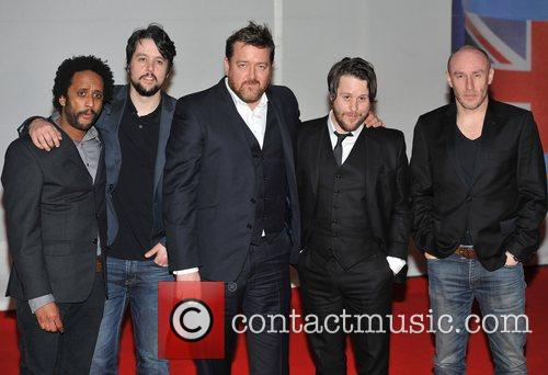 Elbow and Brit Awards