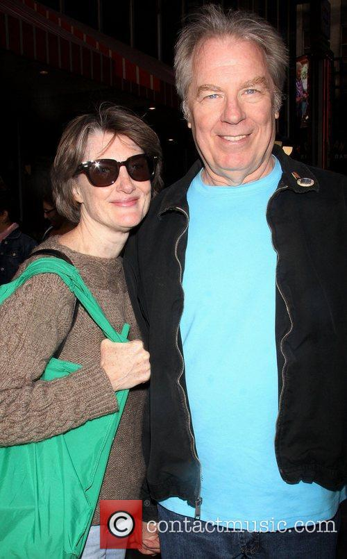 Annette O'toole and Michael Mckean