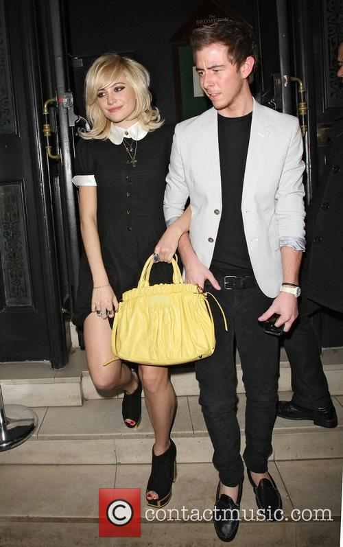 Pixie Lott and The Lion