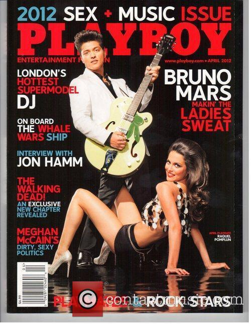 Bruno Mars and Playboy
