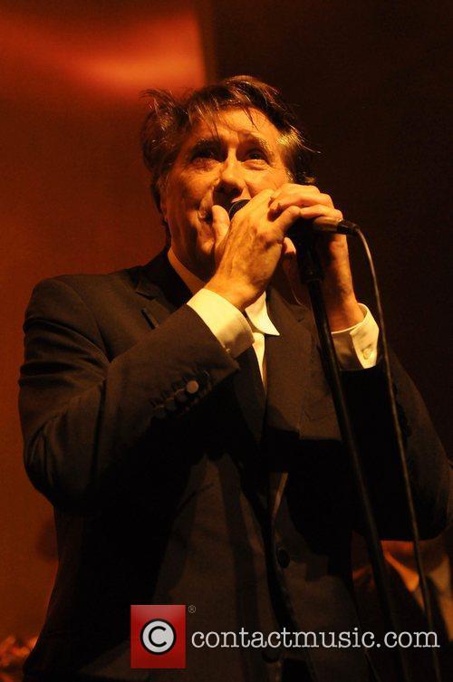 Bryan Ferry and Shepherd's Bush Empire 6