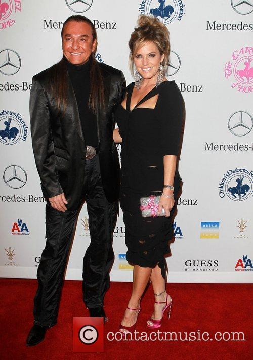 Nick Chavez and Sandra Taylor