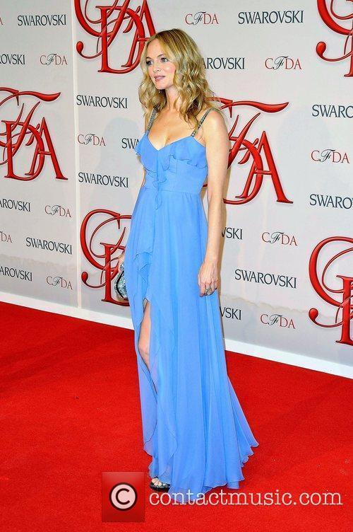 Heather Graham and Cfda Fashion Awards 5