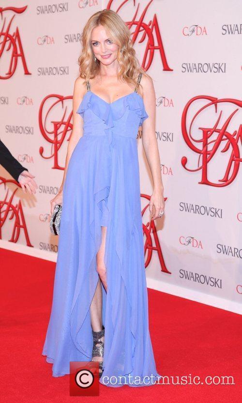 Heather Graham and Cfda Fashion Awards 6