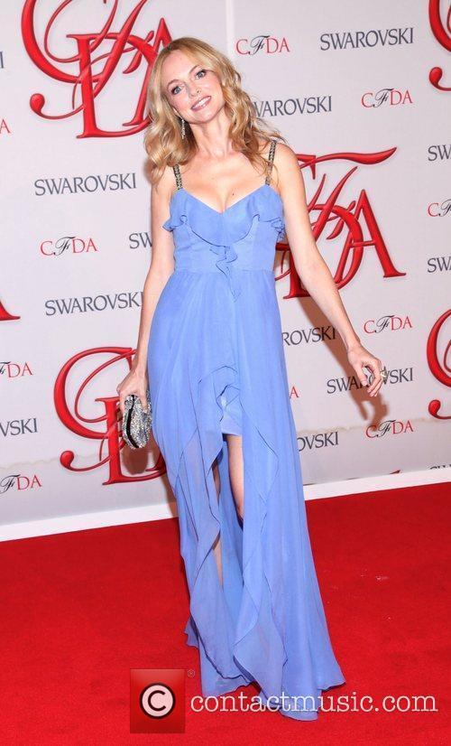 Heather Graham and Cfda Fashion Awards 8
