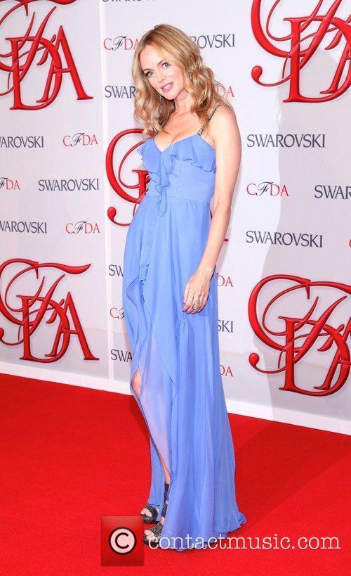 Heather Graham and Cfda Fashion Awards 11