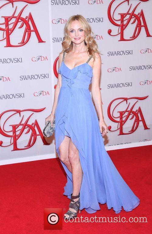 Heather Graham and Cfda Fashion Awards 1