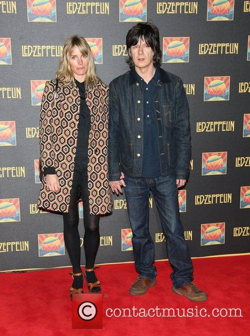 John Squire and Sophie 2