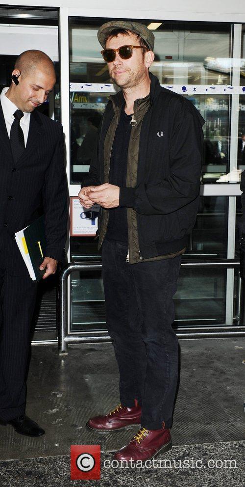 Damon Albarn and Cannes Film Festival 2
