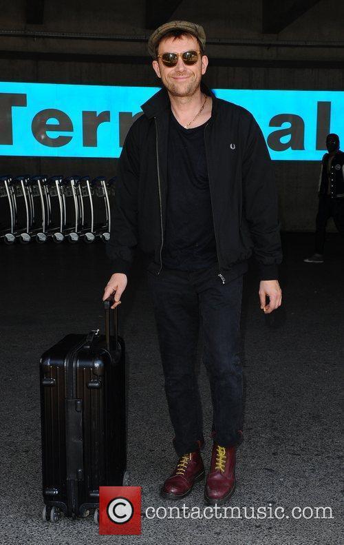 Damon Albarn and Cannes Film Festival 5