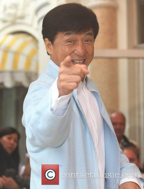 Jackie Chan and Cannes Film Festival 1