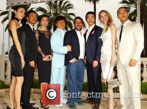 Jackie Chan, Brett Ratner and Cannes Film Festival