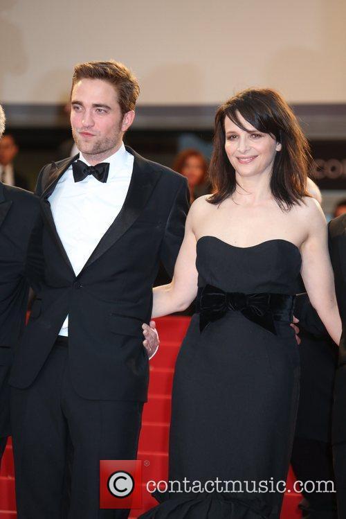 Juliette Binoche and Cannes Film Festival