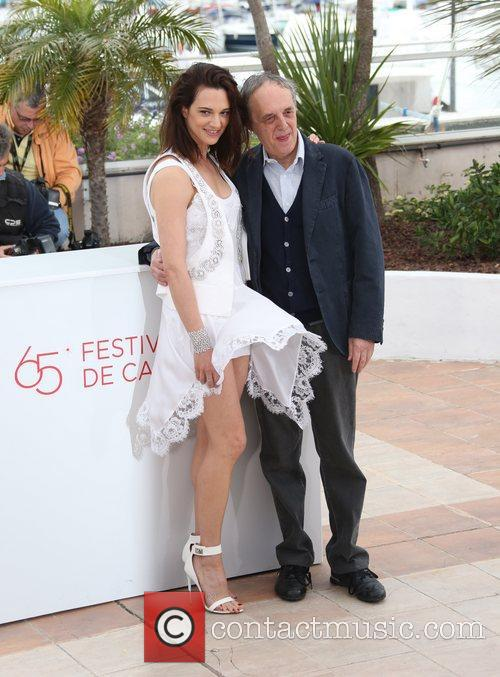 Asia Argento, Dario Argento and Cannes Film Festival