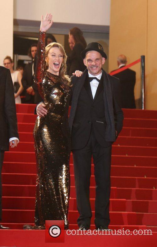 Kylie Minogue, Denis Lavant and Cannes Film Festival