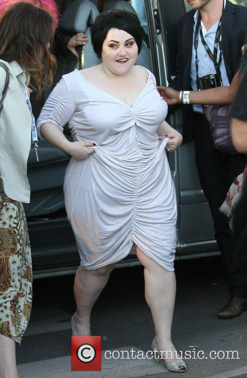 Beth Ditto and Cannes Film Festival 5