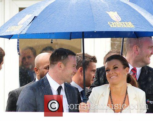 Wayne Rooney and Coleen Mcloughlin