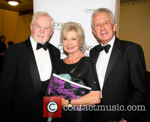 Derek Jacobi, Lady Jane Rayne-, Lacey and Robert Lacey