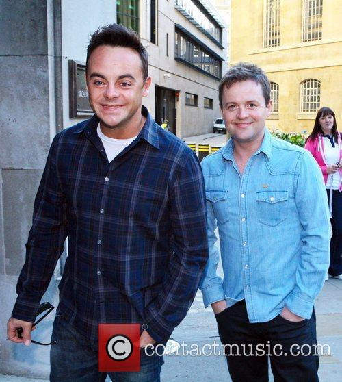 Ant And Dec, Ant Mcpartlin and Declan Donnelly 4
