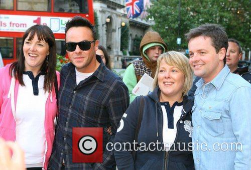 Ant And Dec, Ant Mcpartlin and Declan Donnelly 1