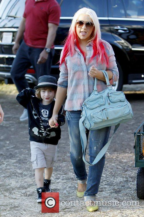 Max Bratman and Christina Aguilera 3