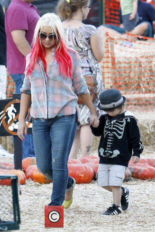 Max Bratman and Christina Aguilera 5