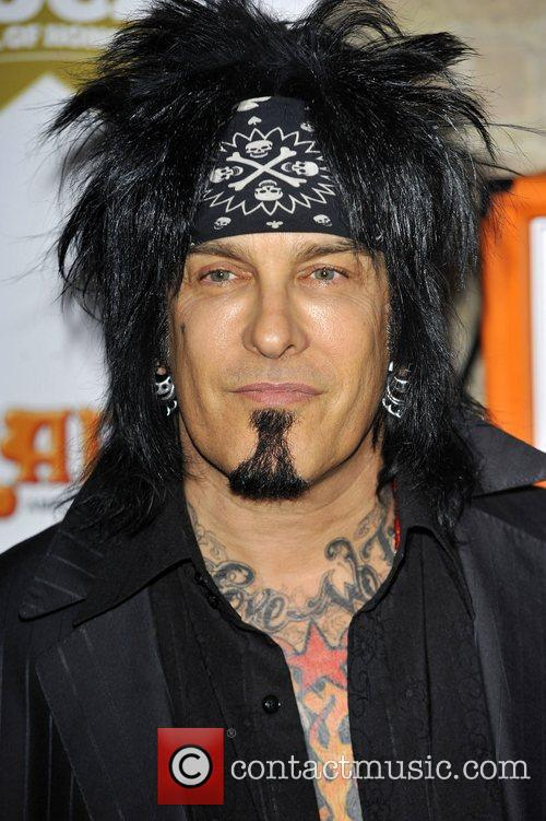 Nikki Sixx and The Roundhouse