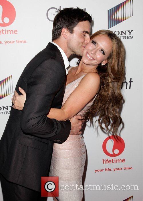 Colin Egglesfield and Jennifer Love Hewitt 1