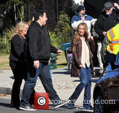 Jennifer Love Hewitt, Greg Grunberg and Rebecca Field 6