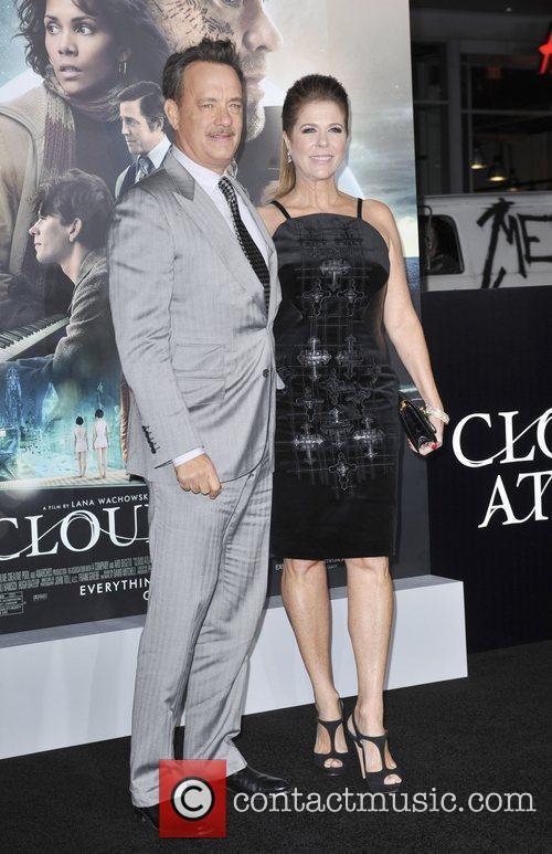 Tom Hanks and Rita Wilson 9
