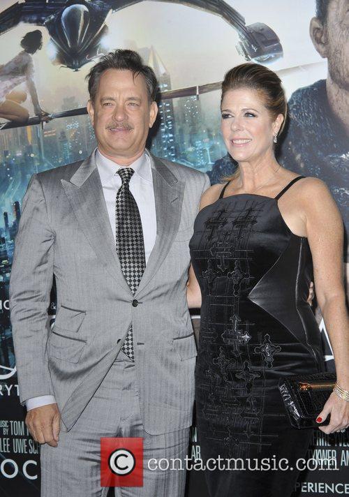 Tom Hanks and Rita Wilson 7