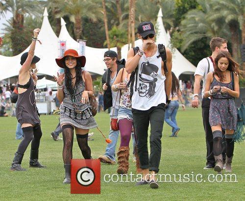 Vanessa Hudgens, Austin Butler and Coachella 10