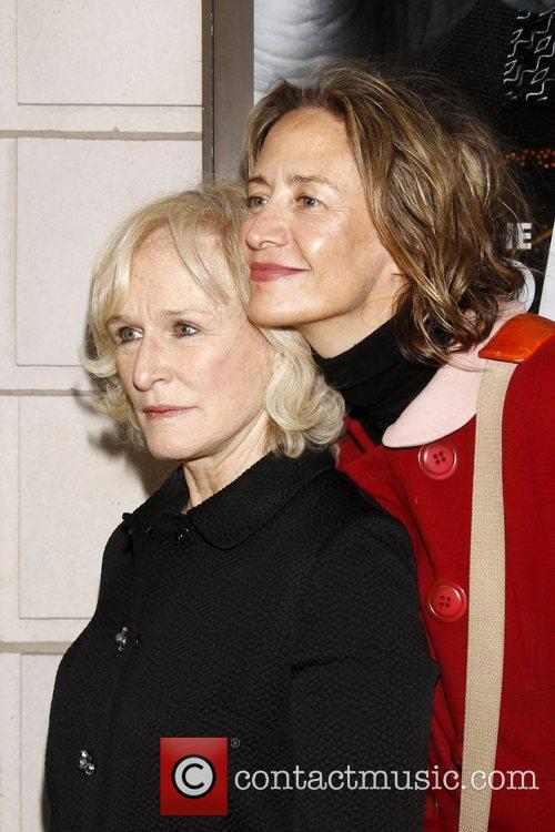 Glenn Close and Janet Mcteer