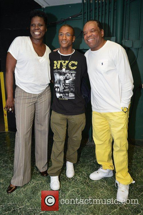 Tommy Davidson and John Witherspoon