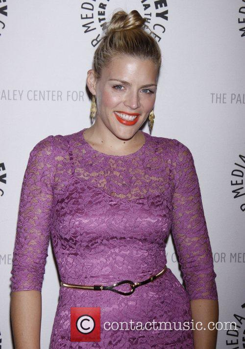 Busy Philipps, Dolce And Gabbana and Paley Center For Media