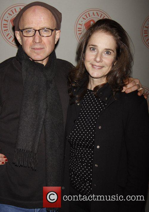 Arliss Howard and Debra Winger