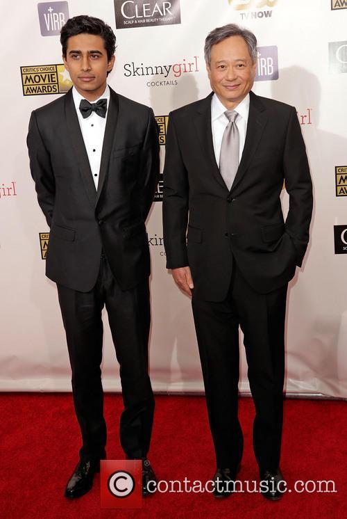 Suraj Sharma and Ang Lee
