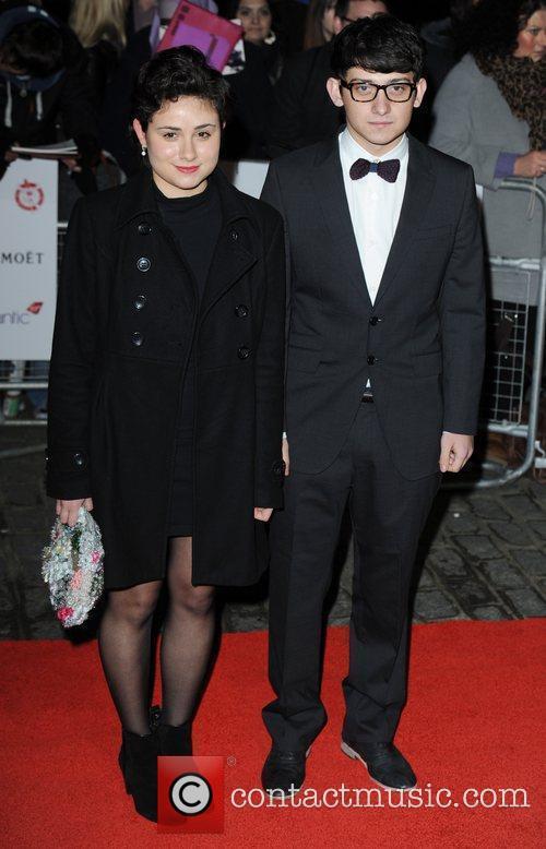 Craig Roberts and Yasmin Paige