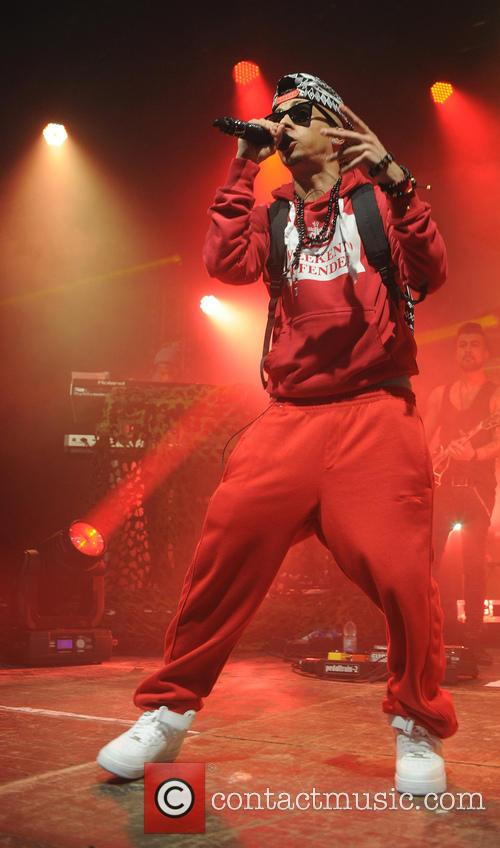 Dappy and Manchester Academy 3