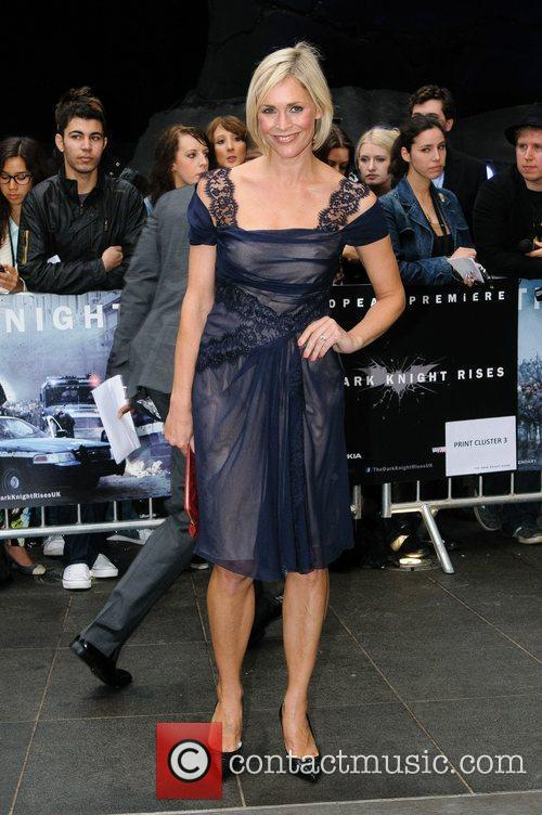 Jenny Frost and Odeon West End 7