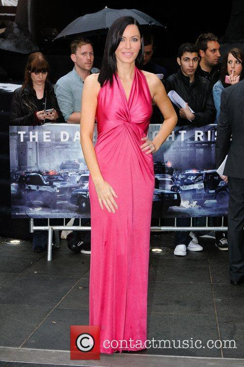 Linzi Stoppard and Odeon West End 8