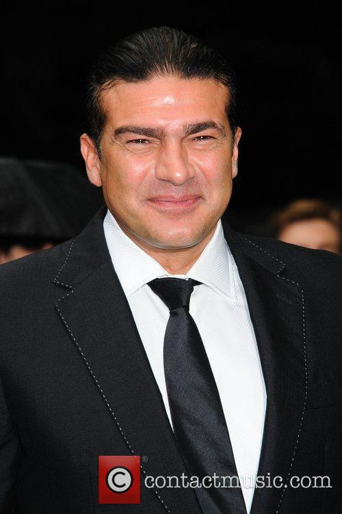 Tamer Hassan and Odeon West End 10