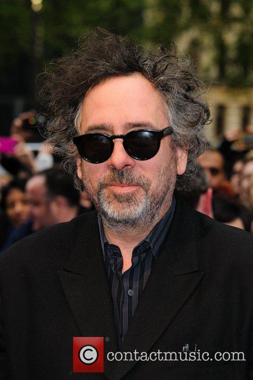 Tim Burton and Empire Cinema