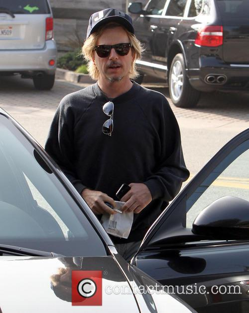 David Spade and Cross Creek