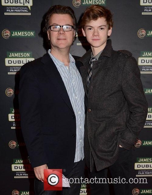 Thomas Sangster and Dublin International Film Festival