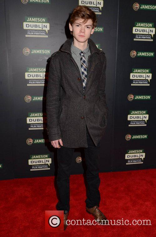 Thomas Sangster and Dublin International Film Festival 4