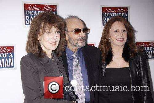 Elaine May, Marlo Thomas and Stanley Donen 1